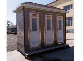 哈尔滨移动环保厕所