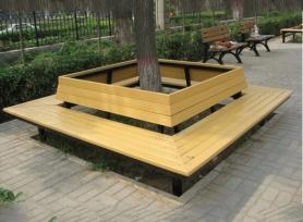 哈尔滨围树椅