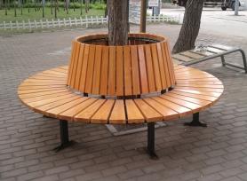 哈尔滨围树椅厂家